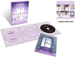 BTS, The Best (Limited Edition A)