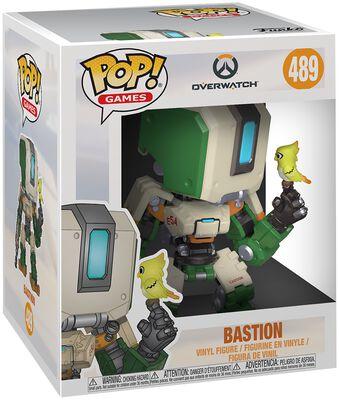 Bastion (Oversized) Vinyl Figure 489