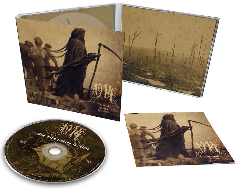 1914 - The blind leading the blind - CD - standard