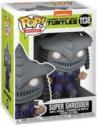 2 - Super Shredder Vinyl Figur 1138