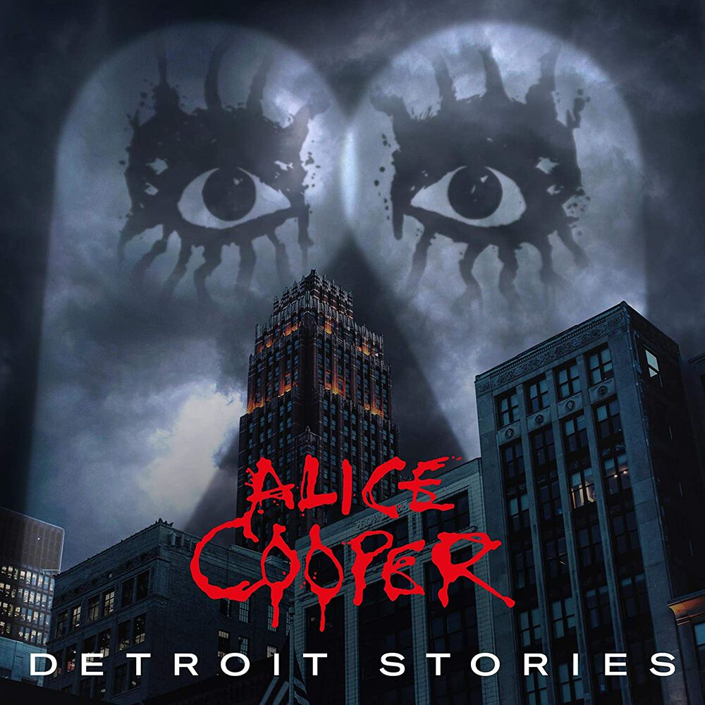 Image of Alice Cooper Detroit stories CD & DVD Standard