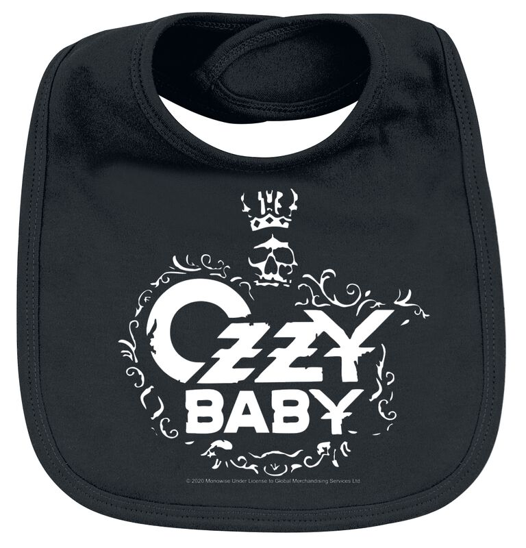 Metal-Kids Collection - Ozzy Baby
