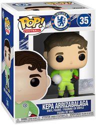 Football FC Chelsea - Kepa Arrizabalaga Vinyl Figur 35