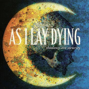 Image of As I Lay Dying Shadows are security CD Standard