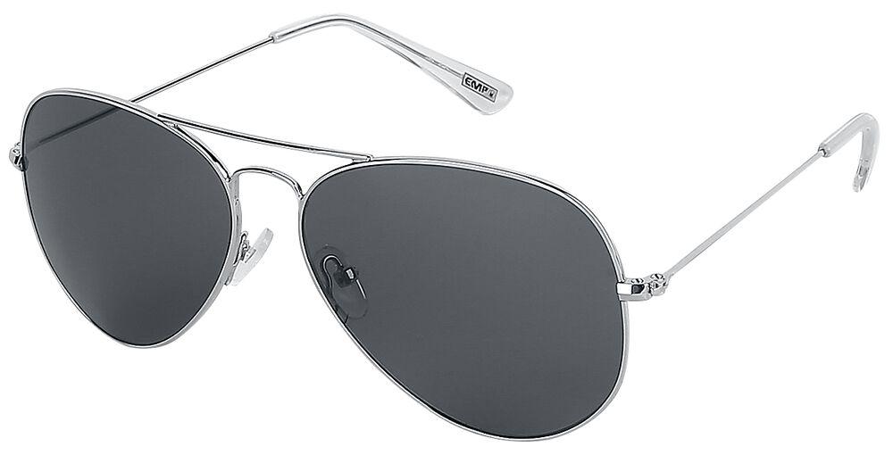 Pilotenbrille - Black Aviator