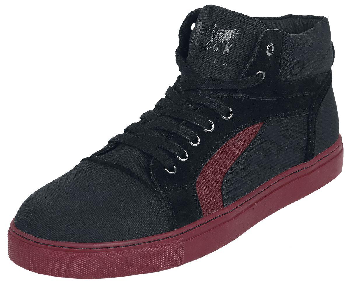Sneakers für Frauen - Black Premium by EMP Walk The Street Sneaker high schwarz  - Onlineshop EMP