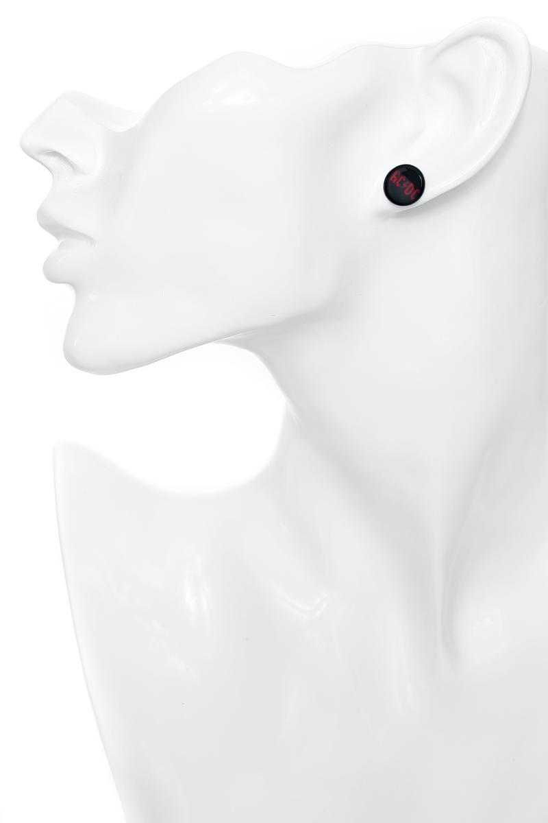 Image of AC/DC Logo Ear Plug schwarz