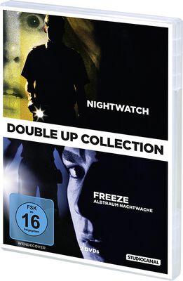Nightwatch & Freeze - Albtraum Nachtwache