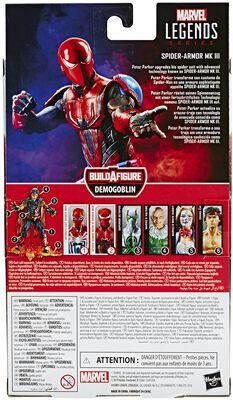 Spider-Man - Spider-Armor MK III Gamerverse (Legends Series)