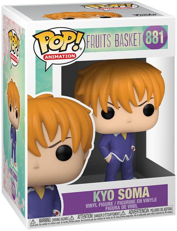 Kyo Soma Vinyl Figur 881