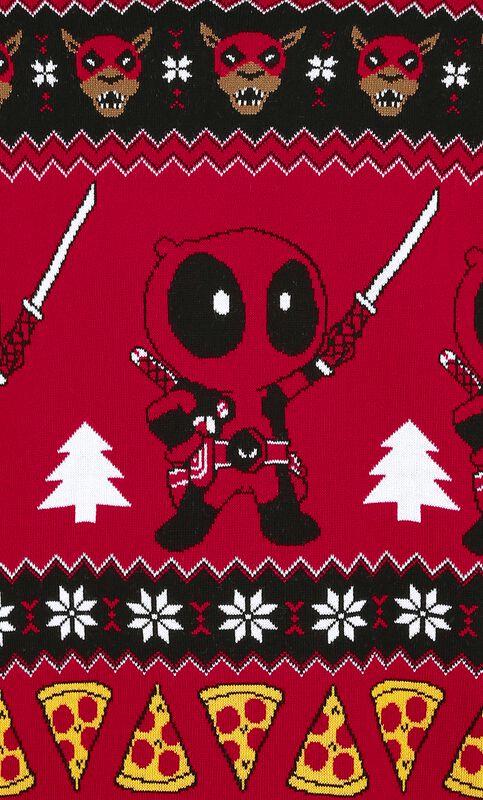 Deadpool Weihnachten