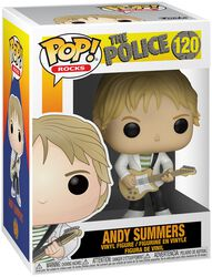 Andy Summers Rocks Viinyl Figure 120