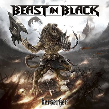 Image of Beast In Black Berserker CD Standard