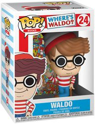 Waldo Vinyl Figur 24
