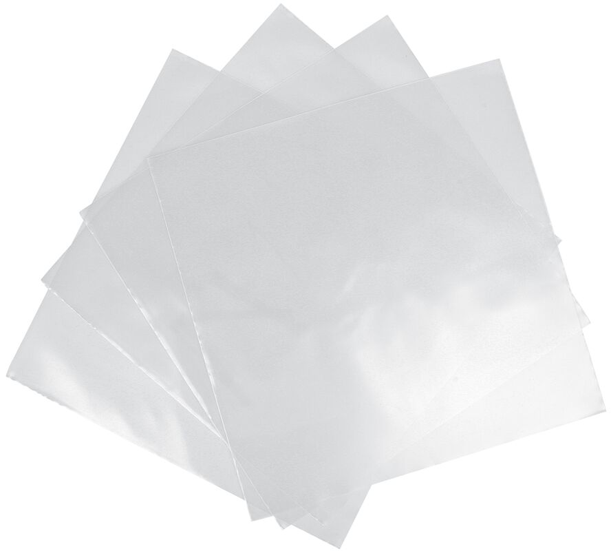 Vinyl-Schutzhüllen Slim (100 Stück)