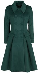 Evelyn Swing Coat
