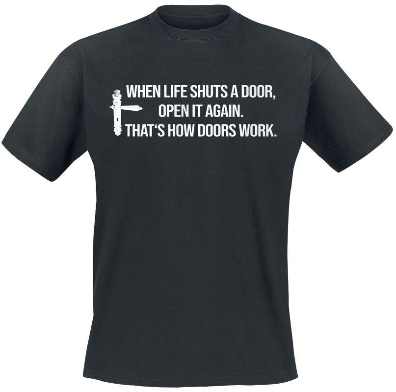 When Life Shuts A Door