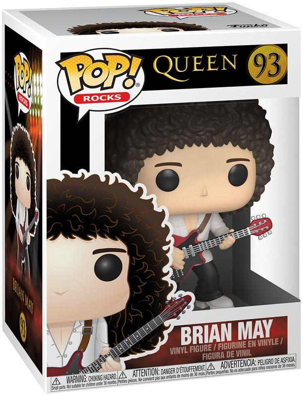 Brian May Rocks Vinyl Figure 93