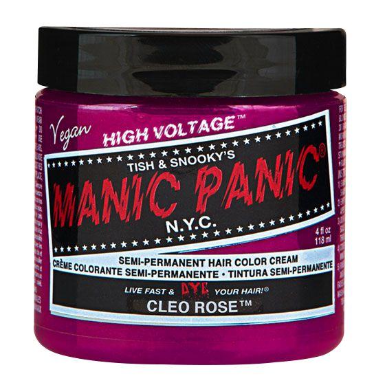 Manic Panic Cleo Rose - Classic  Haar-Farben  pink