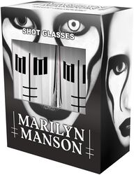 Marilyn Manson Defiant Face