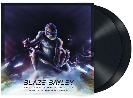Blaze Bayley Endure and survive (Infinite entanglement Part II)  LP  Standard
