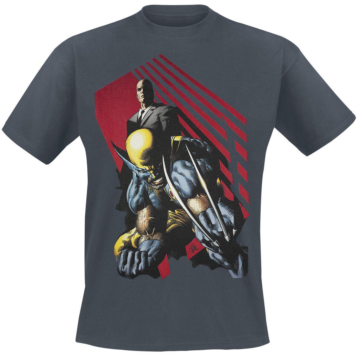 X-Men Wolverine powered by EMP