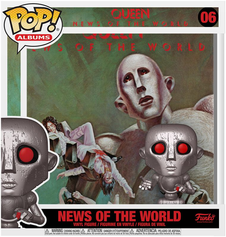 News Of The World (Pop! Albums) Vinyl Figur 06