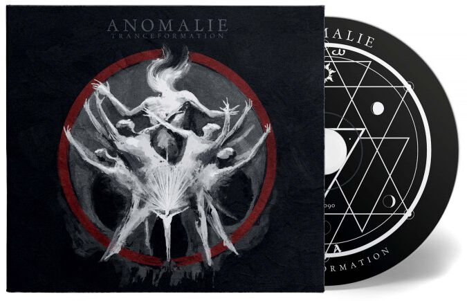 Image of Anomalie Tranceformation CD Standard