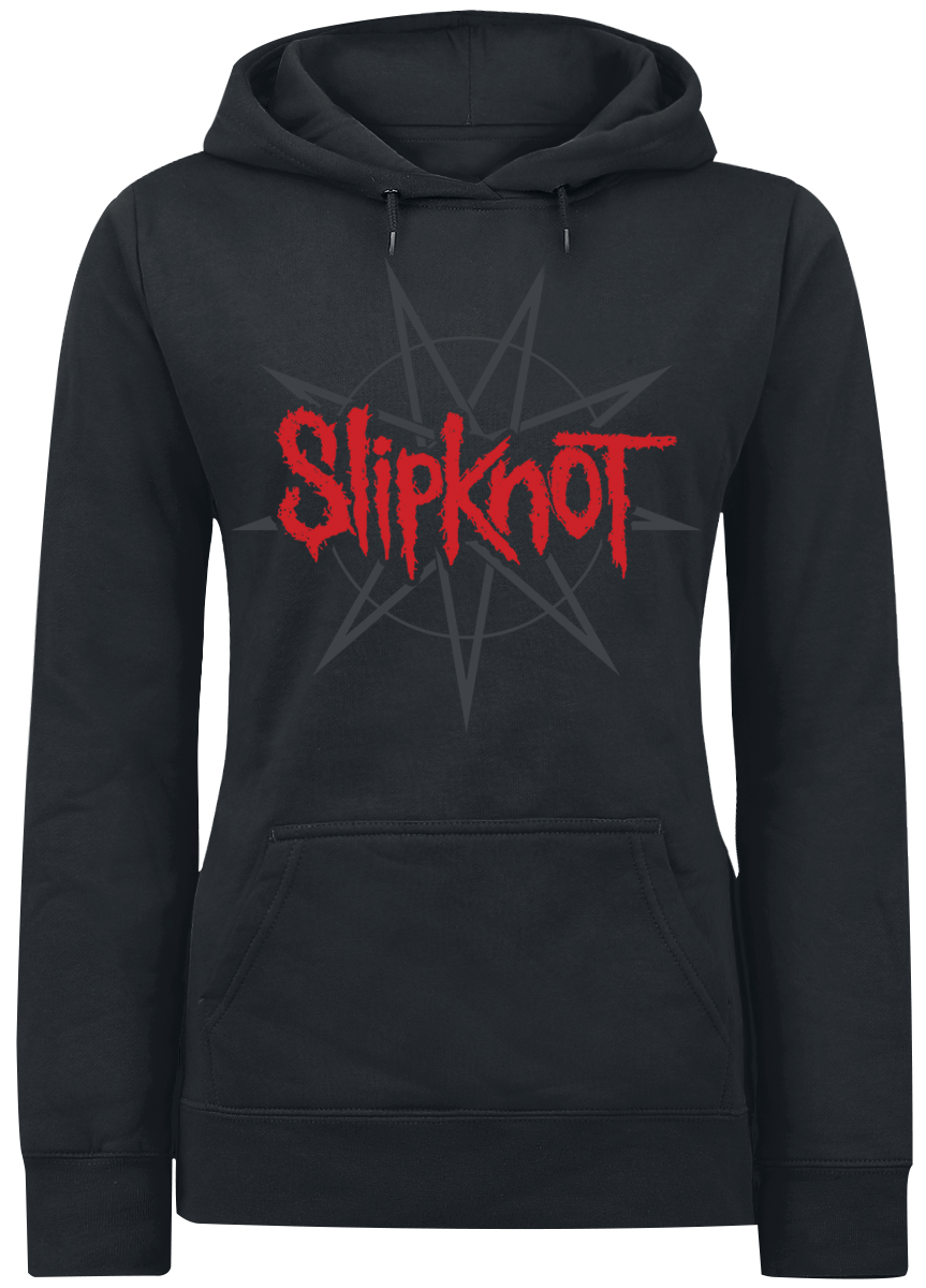 Image of Slipknot We Are Not Your Kind CD & Patch & Girl-Kapuzenpullover Standard