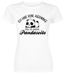 Ich habe keine Augenringe - Das ist meine Pandaseite
