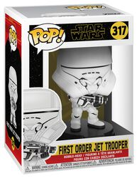 Episode 9 - Der Aufstieg Skywalkers - First Order Jet Trooper Vinyl Figure 317
