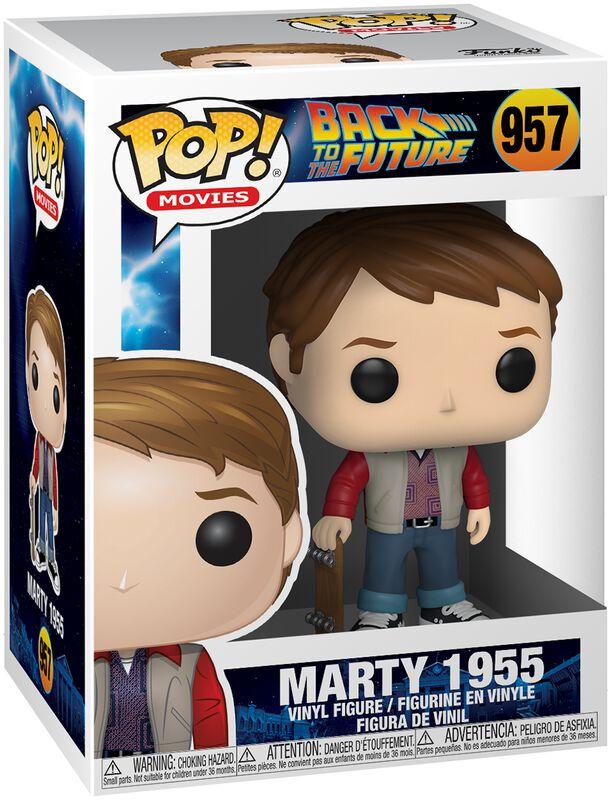 Marty 1955 Vinyl Figur 957