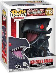 Red-Eyes Black Dragon Vinyl Figur 718