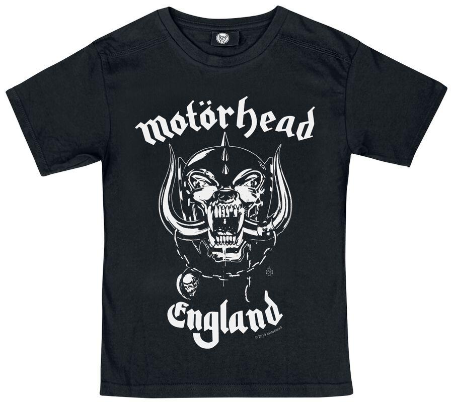 Metal-Kids Collection - England Kids