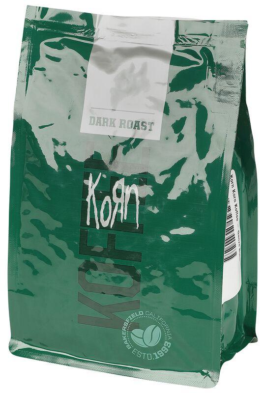 Korn Koffee - Ganze Bohnen