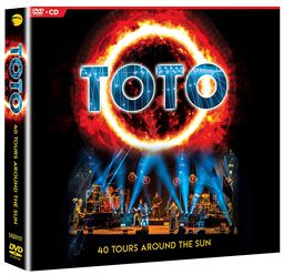 40 tours around the sun
