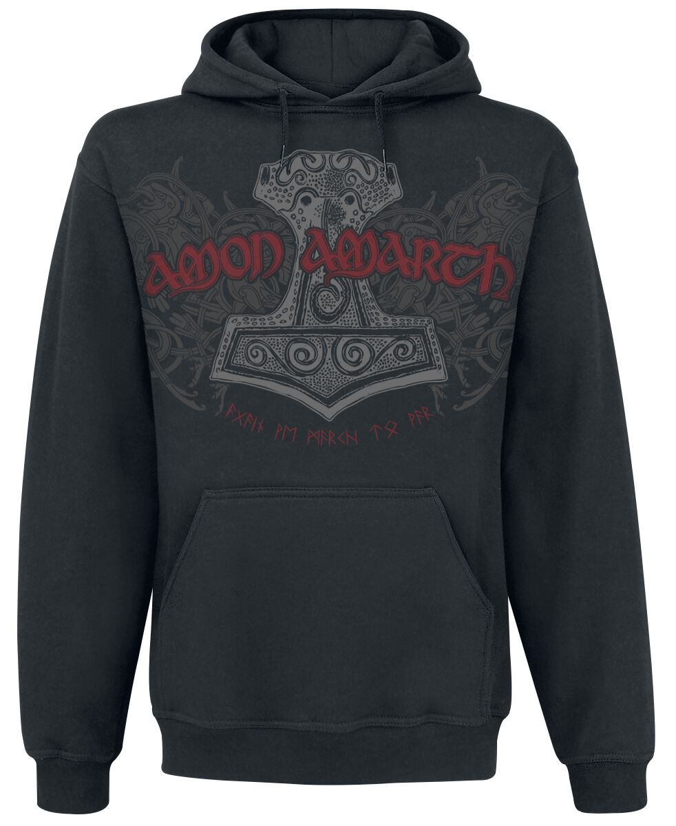 Amon Amarth The Pursuit Of Vikings powered by EMP