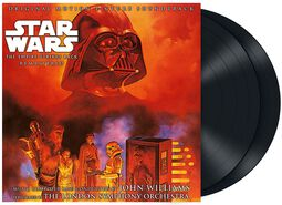 Star Wars: The Empire strikes back - O.S.T. (John Williams)