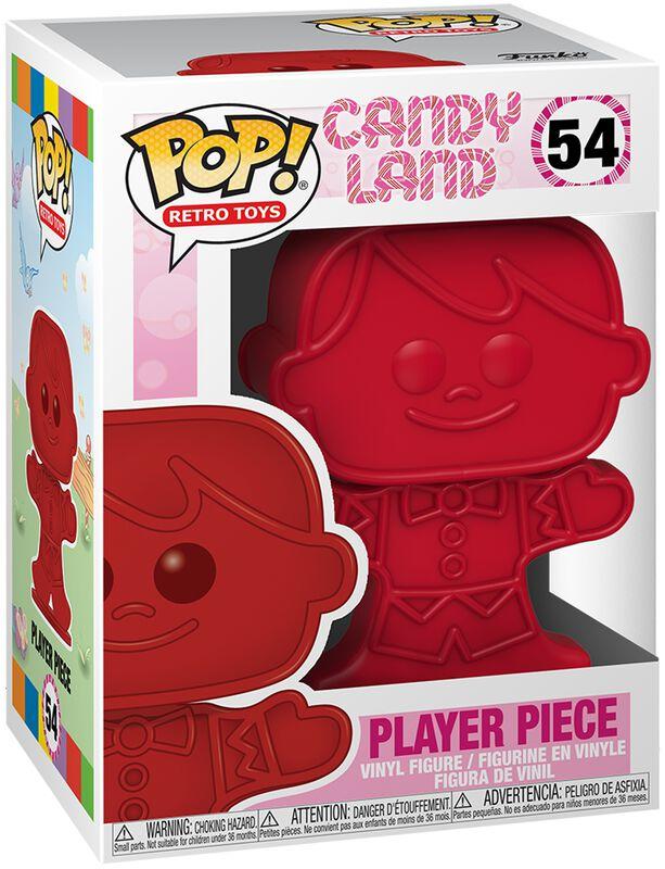 Player Piece Vinyl Figur 54
