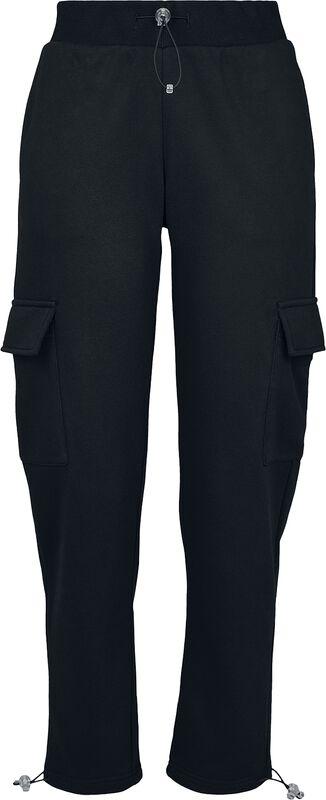 Ladies Cargo Terry Pants