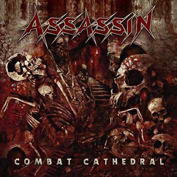 Image of Assassin Combat cathedral CD Standard