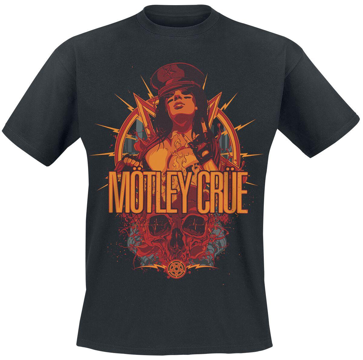 Mötley Crüe MC Girl powered by EMP