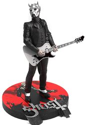 Rock Iconz Statue Nameless Ghoul (White Guitar)