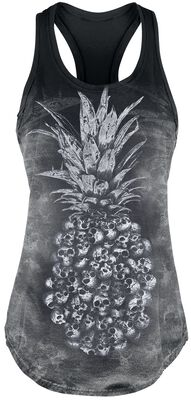 Ananas Racer-Back Top