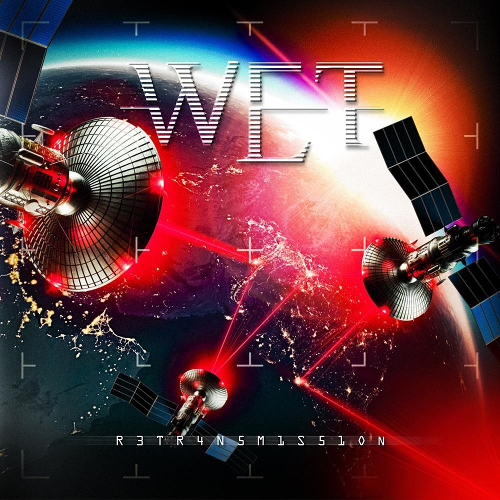 W.E.T. Retransmission CD multicolor FRCD 1082