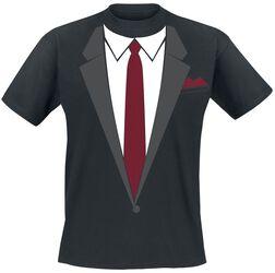Sakko mit Krawatte