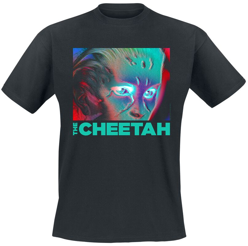 1984 - The Cheetah Face
