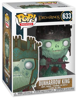 Dunharrow King Vinyl Figure 633