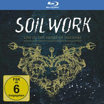 Image of Soilwork Live in the heart of Helsinki 2-CD & Blu-ray Standard