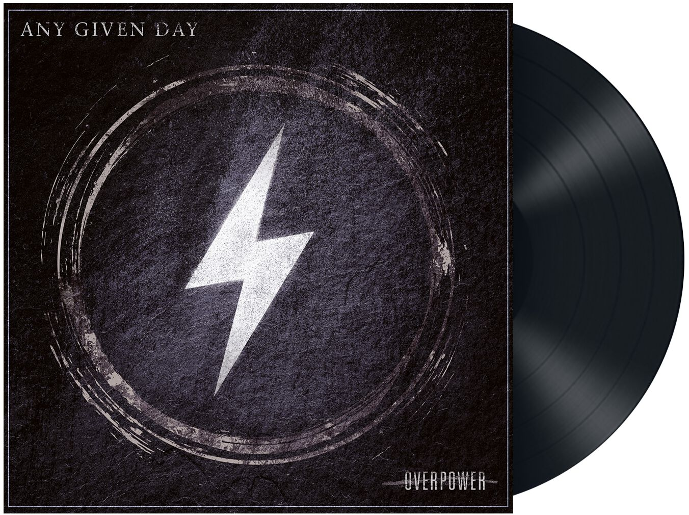 Image of Any Given Day Overpower LP Standard